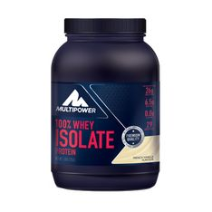 100% Whey Isolate Protein - 725g
