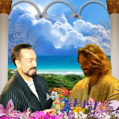 ESTEEMED ADNAN OKTAR'S DREAM ABOUT BEAUTIFUL JESUS MESSIAH