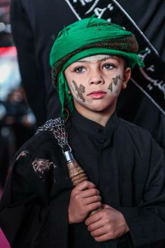 The Mourning of Muharram is an important period of mourning in Shia Islam, taking place in Muharram which is the first month of the Islamic calendar. It is also called the Remembrance of Muharram. The event marks the anniversary of the Battle of Karbala when Hussein Ibn Ali, the grandson of the prophet Muhammad, was killed by the forces of the second Umayyad caliph Yazid I. The mourning reaches its climax on the tenth day, known as Ashura.