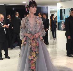 vincentvxngogh:  Fan Bingbing at the 2015 Cannes Film Festival