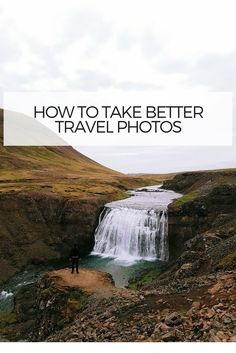 we want to give you a few essential tips to improve the quality of the photos you take. The following tips will make your average photos to something completely different in almost no time.