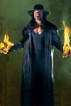 The Undertaker AKA: The Deadman, The Phenom, The Lord Of Darkness