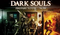 Dark souls-Prepare to die edition ♥