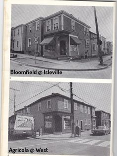 Corner stores of Halifax, Nova Scotia, Canada. From I believe a show at NSCAD by L Simmons These are scans form the brochure book I would have loved to see these