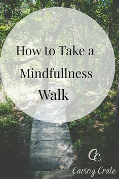 How to Take a Mindfullness Walk - Taking a walk is a great way to begin your mindfullness practice. Taking a walk is a great way to b - Mindfulness Meditation, Walking Meditation, Mindfulness Practice, Yoga Lessons, Health Cleanse, Yoga For Kids, Mind Body Soul, Health And Wellbeing, Mental Health