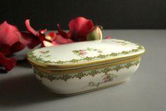 Antique Haviland Limoges Covered Porcelain by Successionary, $81.00