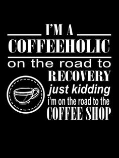 ☕ On the road to the Coffee Shop...