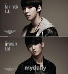 Cube Entertainment reveals faces of BTOB members #allkpop #BTOB