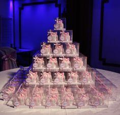 Minicakes Souvenir by Violeta Glace