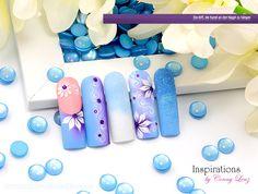 Klebeschablonen - LENZ art products - Kreativ von A-Z Nail Art Designs, Nailart, Lashes, Ongles, Mesh, Ideas, Nail Designs