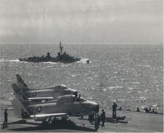 /via Kemon01 #flickr #plane #1959 #USN #FJ4 #Fury