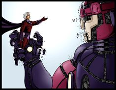 Magneto by ~protozoario on deviantART