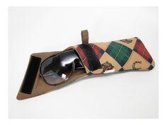 FashionArts - porta óculos Cavalos