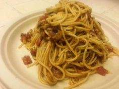 Friday Night Pasta Meatless Spaghetti – Daniel Fast Recipe  A great recipe for folks on the Daniel Fast!