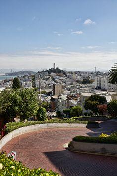 Lombard Street | San Francisco