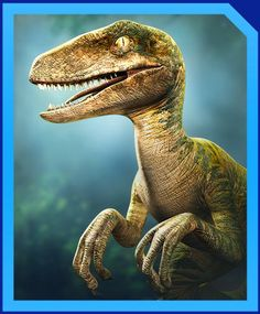 Jurassic World Alive Echo stats, moves, arena usage and tier placement. Blue Jurassic World, Dinosaur Sketch, Walking With Dinosaurs, Dinosaur Cards, Dawn And Dusk, Falling Kingdoms, Journal Covers, Prehistoric, Comic Art