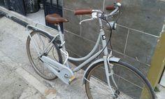 Bicicleta restaurada