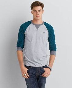 American Eagle Men, Mens Outfitters, Aeo, Beautiful Men, Lounge Wear, Heather Grey, American Eagle Outfitters, Active Wear, Mens Fashion
