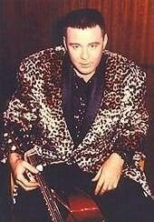 Big bopper January 28, 1959 taken at the Prom Center 6 days before his death.
