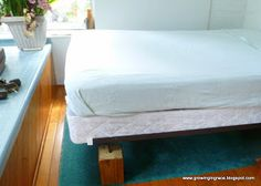Growing in Grace: DIY Bed Risers for Extra Storage