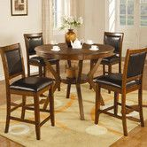 Found it at Wayfair - Swanville Counter Height Dining Table