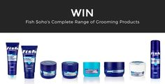 Win Fish Soho's Complete Range of Grooming Products!