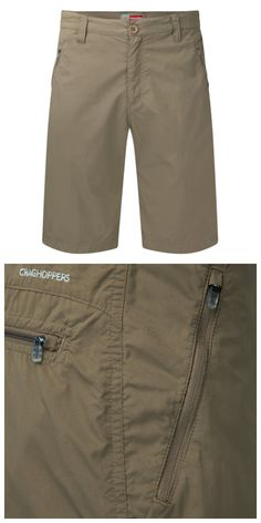 High tech features make these cargo shorts the ideal travel accessory when hiking through National Parks. #FindYourPark Men's NosiLife Lightweight Cargo Shorts | National Geographic Store