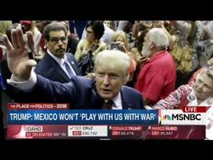 Trump threatens WAR with Mexico to collect border wall payment ◘ VideoClip▶
