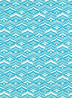 Warwick Avoca Turquoise fabric from Fab Outdoor Fabrics