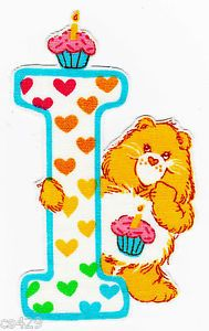 ❤️Care Bears and Friends ~ The Letter I