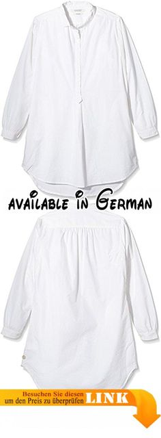 Scotch & Soda Maison Damen Bluse 16251288687, Midi, Gr. 38 (Herstellergröße: 2), Weiß (offwhite 03).  #Apparel #DRESS