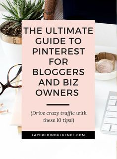 Are you a blogger, business owner or entrepreneur who's struggling to drive traffic to your website? Using Pinterest should be a main part of your social media strategy. Learn how to get followers, grow your re-pins, and create posts that will get noticed