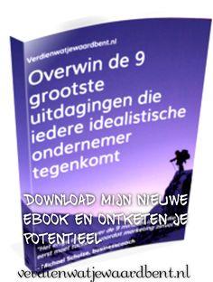 Download dit unieke ebook en ontdek welke 9 mindset issues je eerst moet tackelen voordat marketing zinvol is
