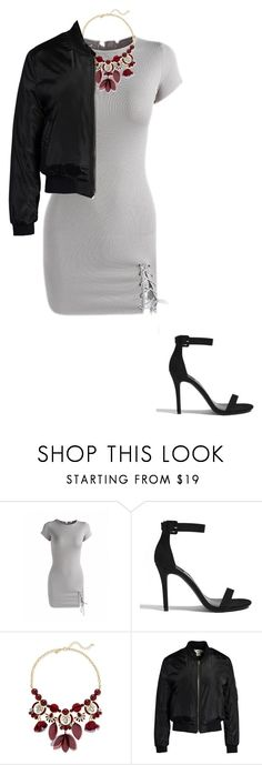 """presentation"" by kaleempressler ❤ liked on Polyvore featuring Forever 21, INC International Concepts and Sans Souci"
