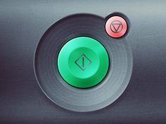 Dribbble - Teaser para una obra nueva identidad en nuestra cartera. por ChipsaDesign
