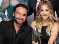 kelly cuoco people's choice | ... Somerhalder: Celebrity Exes at the People's Choice Awards : People.com