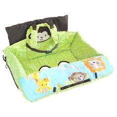 Child+of+Mine+Shopping+Cart+and+High+Chair+Cover,+Neutral