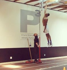 Andrew Wiggins Displays His Vertical Jump