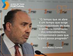 José Matos Correia, PSD