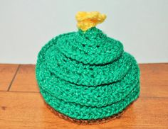Baby/Toddler christmas tree hat christmas party hat by RYLOwear