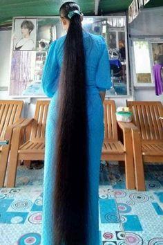 Long Hair Ponytail, Ponytail Updo, Long Ponytails, Braids For Long Hair, Ponytail Hairstyles, Down Hairstyles, Really Long Hair, Super Long Hair, Beautiful Long Hair