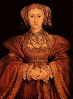 Anne of Cleves   English Monarch. Queen of England, fourth wife of Henry VIII. Theirs was a purely political marriage, neither having any real affection for the other. Henry saw only a portrait of her, and agreed to marry her sight unseen.