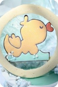 Cute Food For Kids?: Fetus Cookie + Lots More Cookie Ideas for Baby Shower