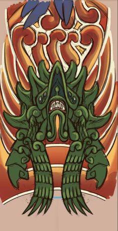 Newt Geiszler Pacific Rim tattoos - http://robinade.tumblr.com/post/59723020716/alienfirst-rough-color-refs-of-newts-tattoos