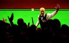 Steve Davis announces his retirement from snooker