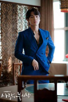 Crash Landing On You-Hyun Bin-Korean Drama-Subtitle Kim Joong Hyun, Jung Hyun, Kim Jung, Handsome Korean Actors, Korean Drama Movies, Korean Star, Kdrama Actors, Star Wars, K Idol