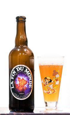 Pro Tip: Get the La Fin du Monde when Drinking Around the World at Epcot.
