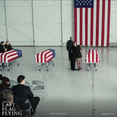 Don't miss your chance to see @lastflagflying, in theaters now! IAVA partnered with this thoughtful film to educate and engage the public…