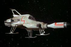 Moonbase Interceptor - UFO (UK TV, 1970)