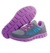 Curves® for Women Active Sneaker in Purple